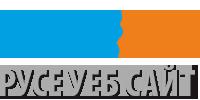 русе уебсайт лого