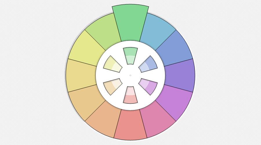 Flat Pastel Colors